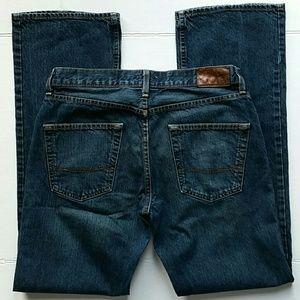 Bulhead denim rincon straight jeans 32x34